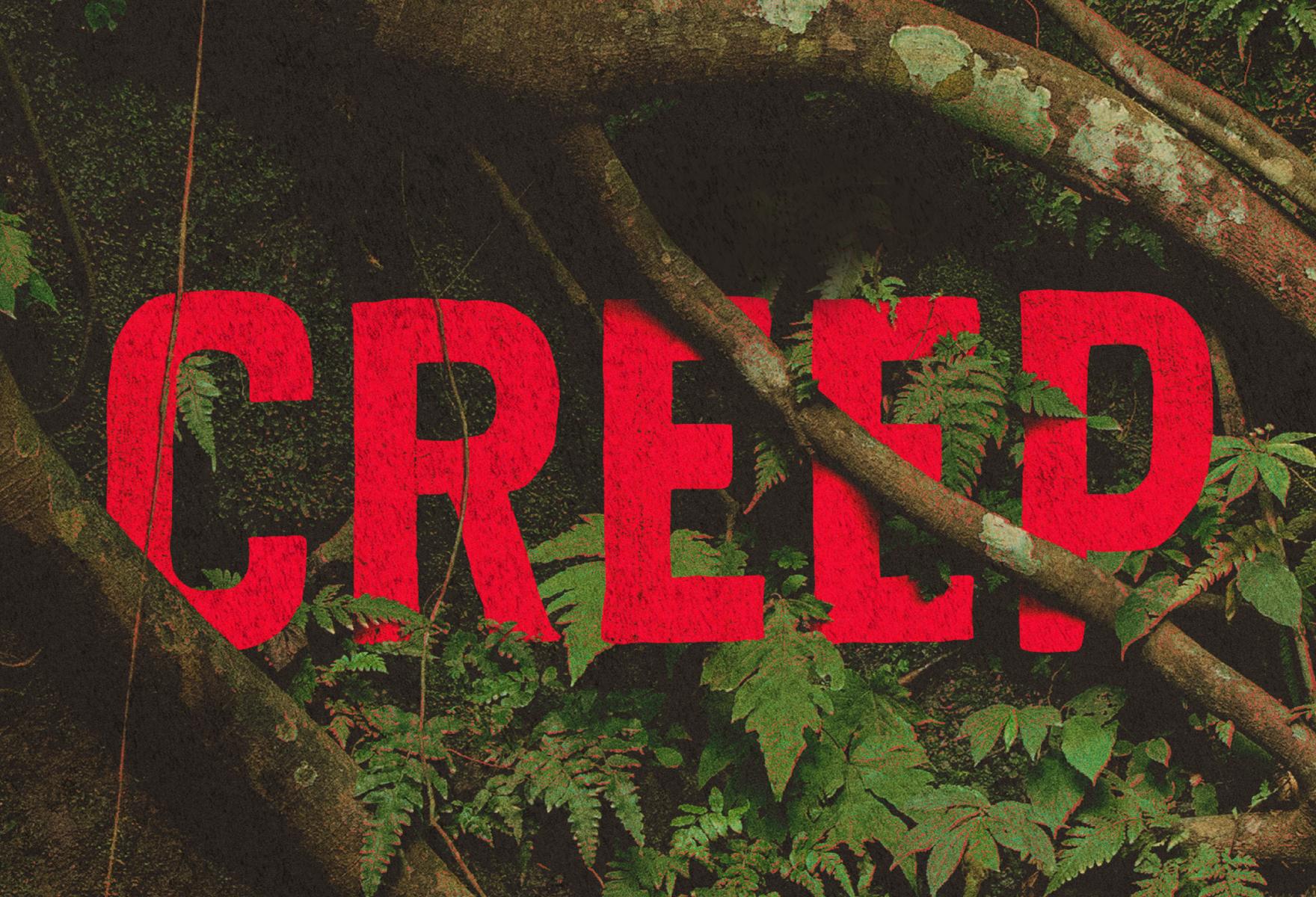 WUNC Creep podcast art